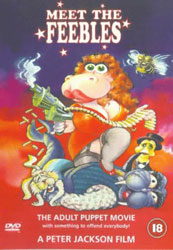 Meet The Feebles Video Cover 1