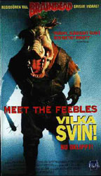 Meet The Feebles Video Cover 3