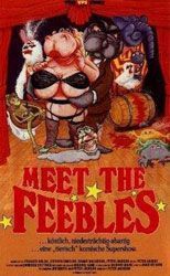 Meet The Feebles Video Cover 4