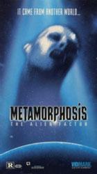 Metamorphosis: The Alien Factor Video Cover 1