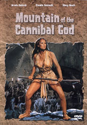 Mountain Of The Cannibal God Video Cover 1
