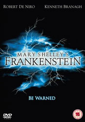 Mary Shelley's Frankenstein Video Cover 2