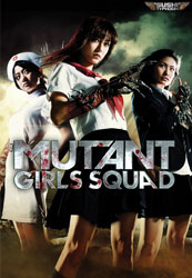 Mutant Girls Squad Video Cover
