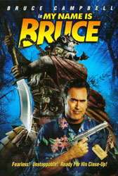 My Name Is Bruce Video Cover