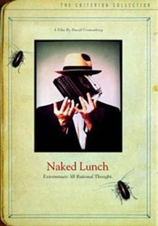 Naked Lunch Video Cover 1