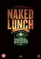 Naked Lunch Video Cover 2