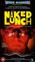 Naked Lunch Video Cover 3