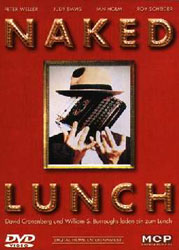 Naked Lunch Video Cover 5