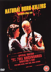 Natural Born Killers Video Cover 3