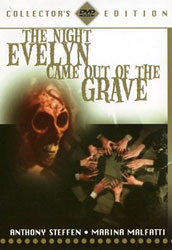 The Night Evelyn Came Out of the Grave Video Cover 1