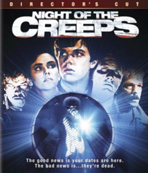 Night of the Creeps Video Cover 1