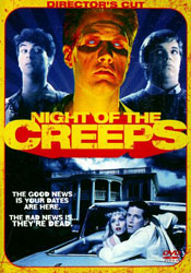 Night of the Creeps Video Cover 2