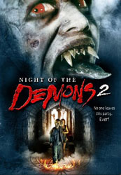 Night of the Demons 2 Video Cover 2