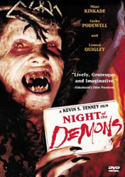 Night of the Demons Video Cover 1