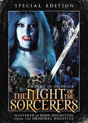 The Night Of The Sorcerers Video Cover