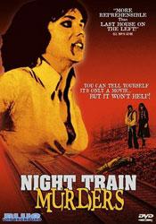 Night Train Murders Video Cover 1