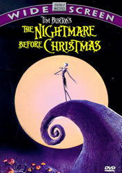 The Nightmare Before Christmas Video Cover 1