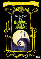 The Nightmare Before Christmas Video Cover 2