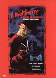 A Nightmare On Elm Street Part 2: Freddy's Revenge Video Cover