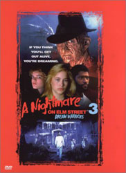 A Nightmare On Elm Street 3: Dream Warriors Video Cover 1