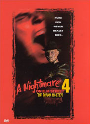 A Nightmare on Elm Street 4: The Dream Master Video Cover 1