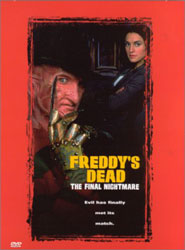 Freddy's Dead: The Final Nightmare Video Cover 1