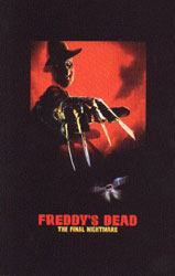 Freddy's Dead: The Final Nightmare Video Cover 2