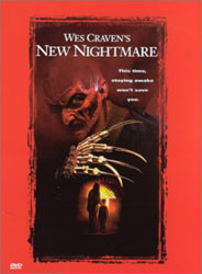 Wes Craven's New Nightmare Video Cover 1