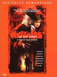 A Nightmare On Elm Street Video Cover 1