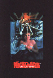 A Nightmare On Elm Street Video Cover 2