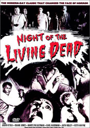 Night of the Living Dead Video Cover 10
