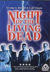 Night of the Living Dead Video Cover 11