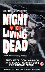 Night of the Living Dead Video Cover 12