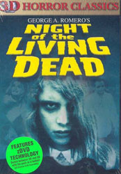 Night of the Living Dead Video Cover 3
