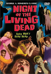 Night of the Living Dead Video Cover 4