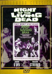 Night of the Living Dead Video Cover 9