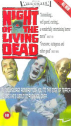 Night of the Living Dead Video Cover 2