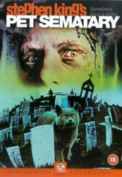 Pet Sematary Video Cover 2