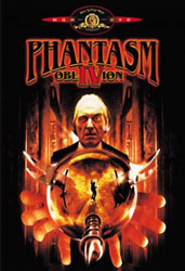 Phantasm IV: Oblivion Video Cover
