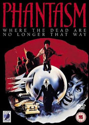 Phantasm Video Cover 1