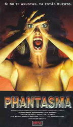 Phantasm Video Cover 4