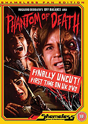Phantom of Death Video Cover 2