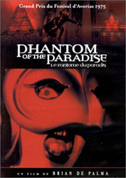Phantom Of The Paradise Video Cover 2
