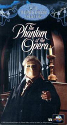 The Phantom of the Opera Video Cover