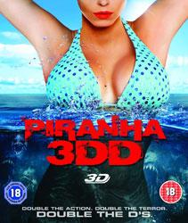 Piranha 3DD Video Cover