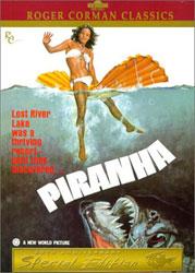 Piranha Video Cover 1