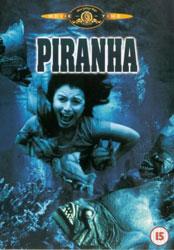 Piranha Video Cover 2