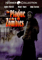 The Plague Of The Zombies Video Cover 1