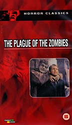 The Plague Of The Zombies Video Cover 2