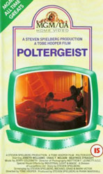 Poltergeist Video Cover 2